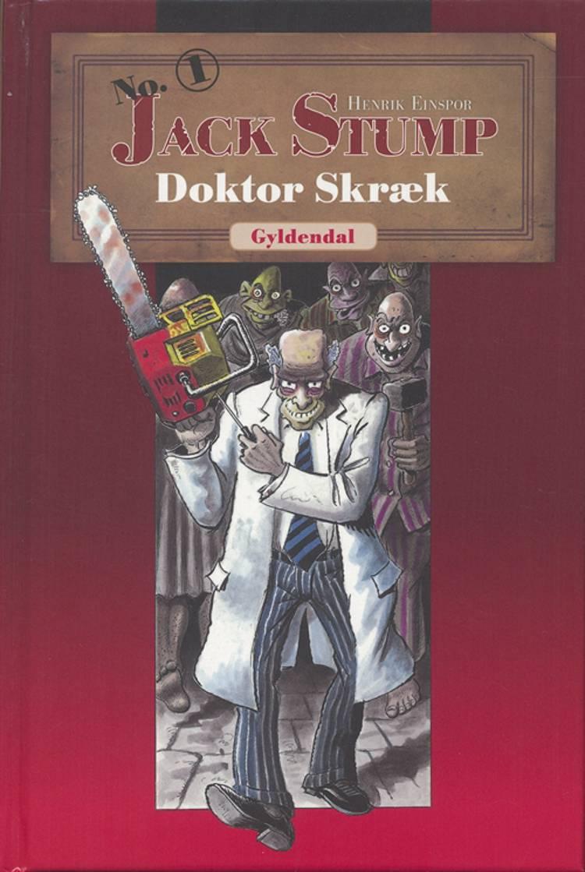 Doktor Skræk af Henrik Einspor