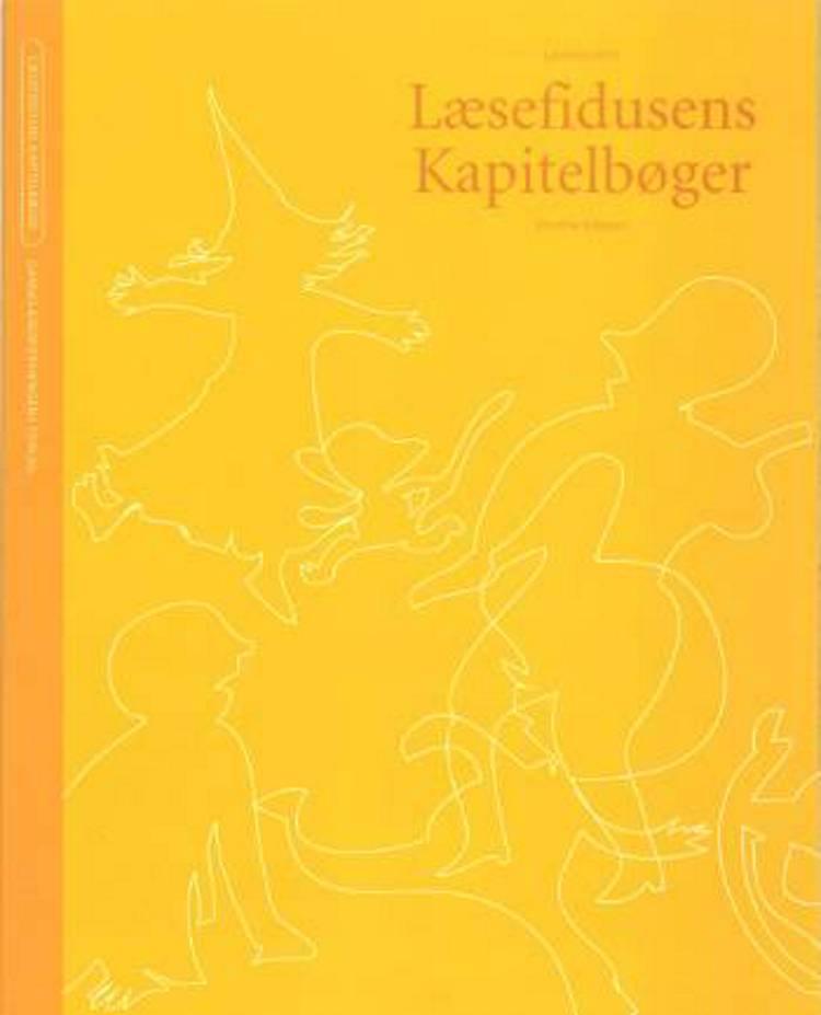 Læsefidusens kapitelbøger af Dorthe Eriksen