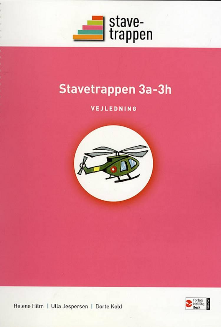 Stavetrappen 3 af Dorte Kold, Helene Hilm og Ulla Jespersen