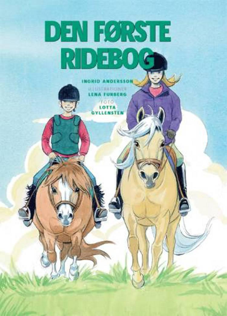 Den første ridebog af Ingrid Andersson
