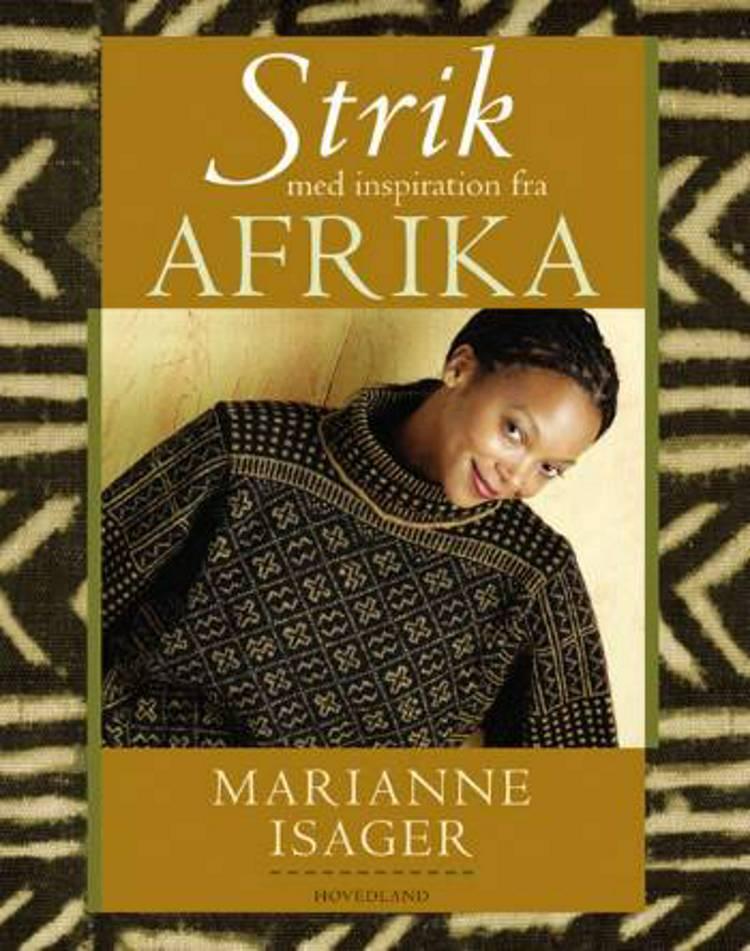 Strik med inspiration fra Afrika af Marianne Isager