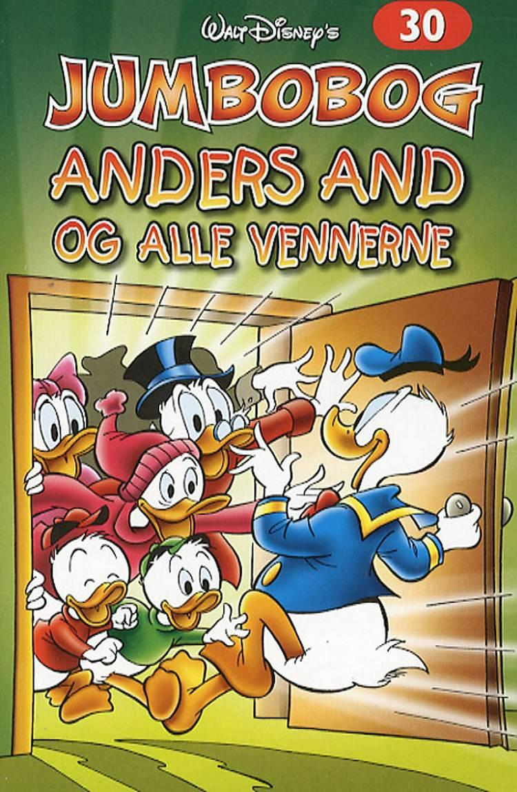 Walt Disney's Anders And og alle vennerne