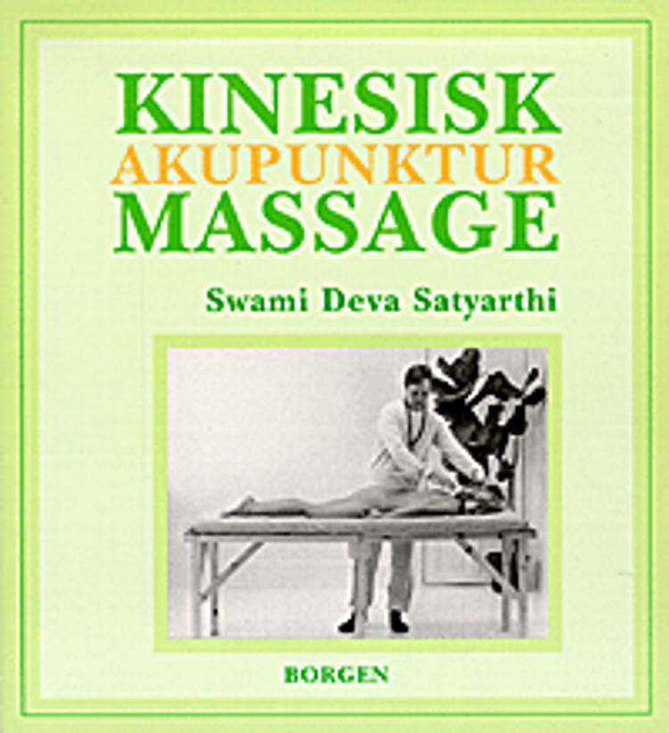 Kinesisk akupunktur massage af Deva Satyarthi og Swami