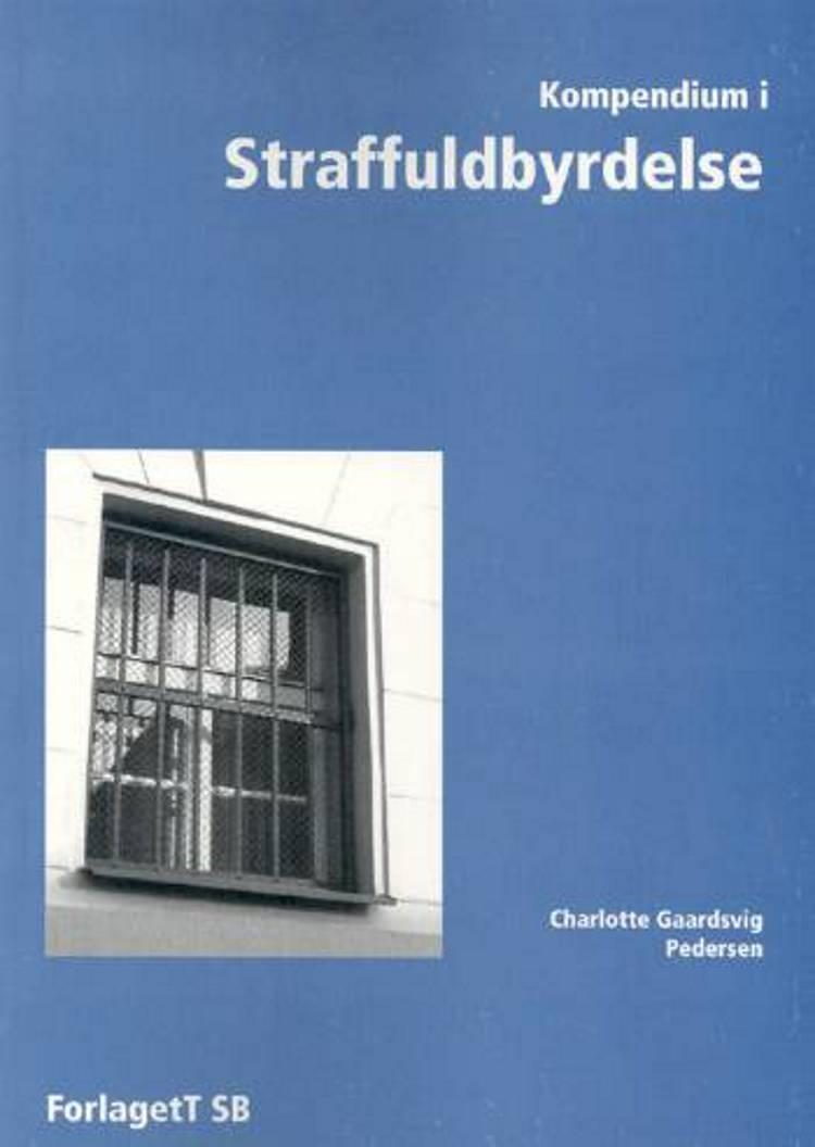 Kompendium i Straffuldbyrdelse af Charlotte Gaardsvig Pedersen