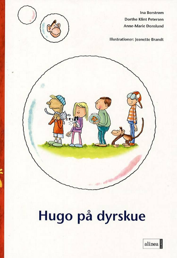Hugo på dyrskue af Anne-Marie Donslund, Dorthe Klint Petersen og Ina Borstrøm