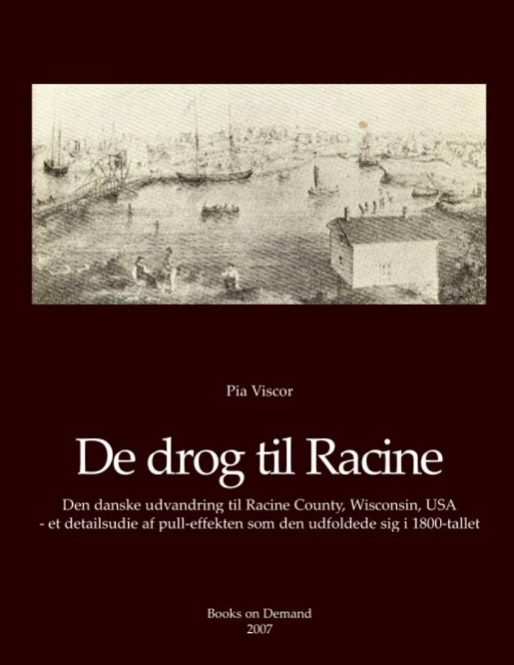 De drog til Racine af Pia Viscor