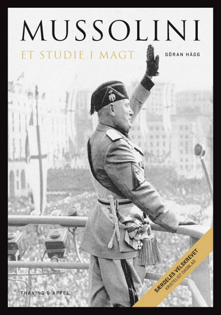 Mussolini af Göran Hägg