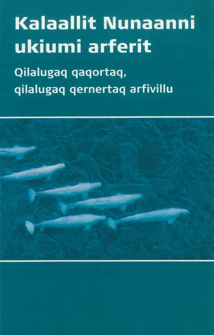 Kalaallit Nunaanni ukiumi arferit af Mads Peter Heide-Jørgensen og Kristin Laidre