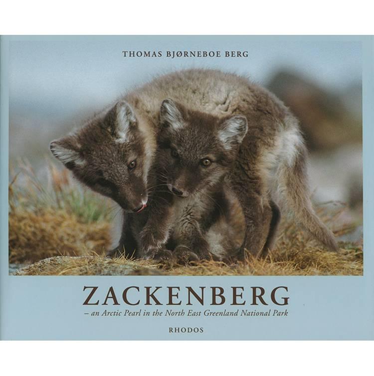 Zackenberg af Thomas Bjørneboe Berg og Thomas Bjørneboe Gomes Berg