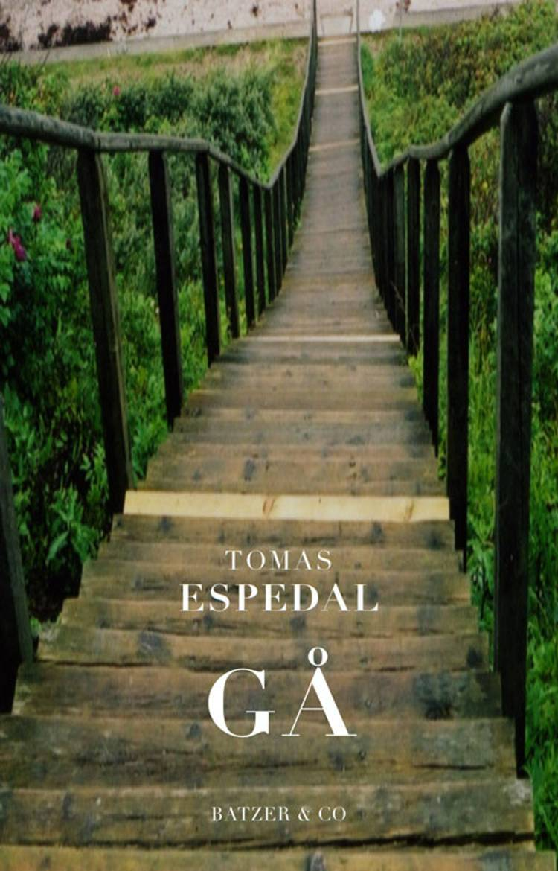 Gå eller kunsten at leve et vildt og poetisk liv af Tomas Espedal