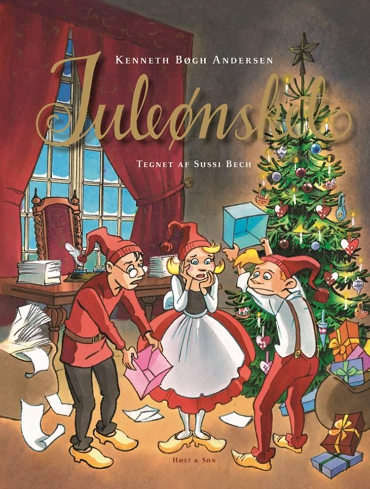 Juleønsket af Kenneth Bøgh Andersen
