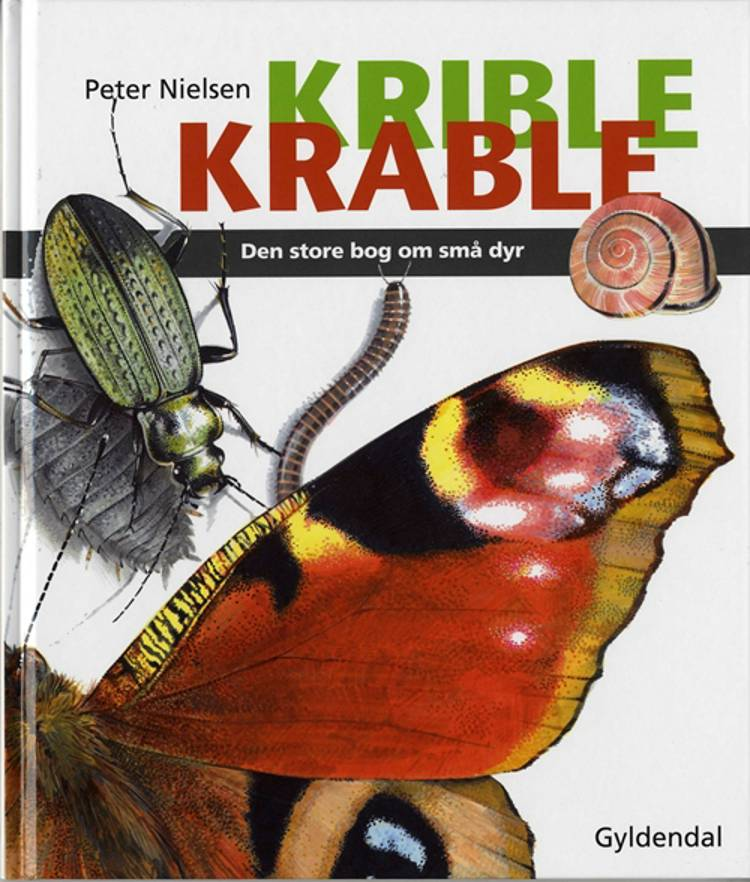 Krible krable af Peter Nielsen