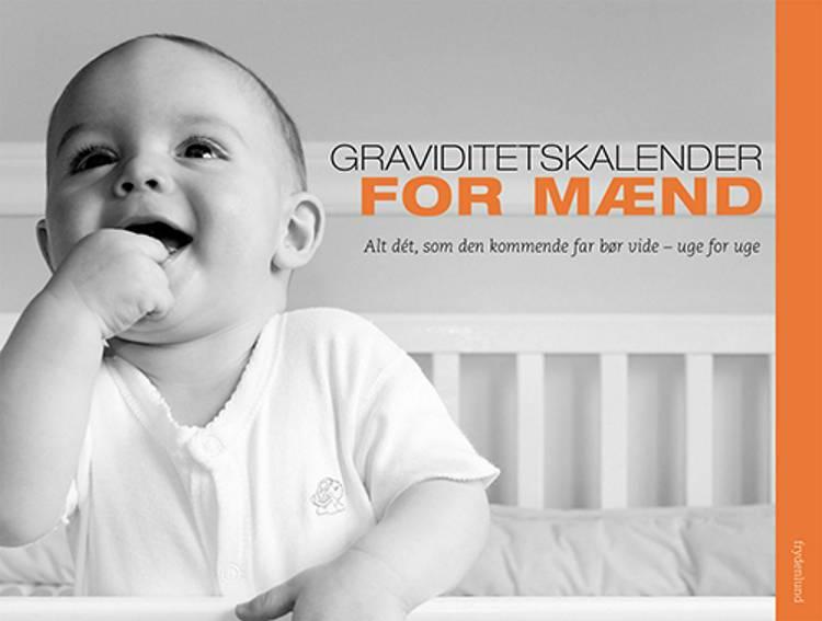 Graviditetskalender for mænd af Sanne Lykke