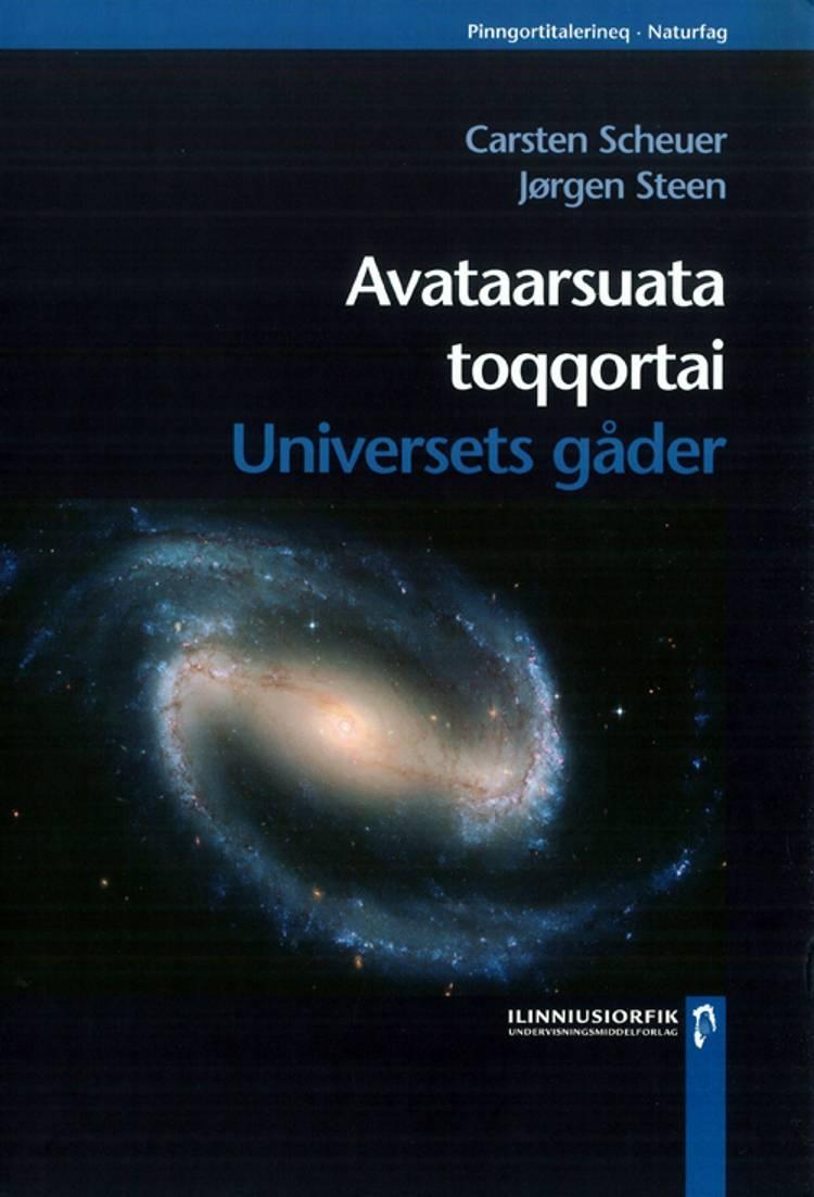 Avataarsuata toqqortai af Jørgen Steen og Carsten Scheuer
