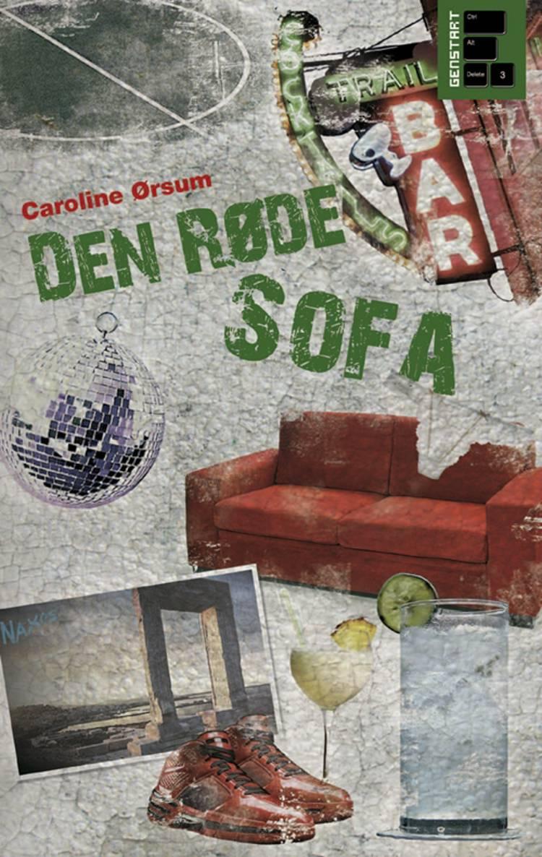 Den røde sofa af Caroline Ørsum