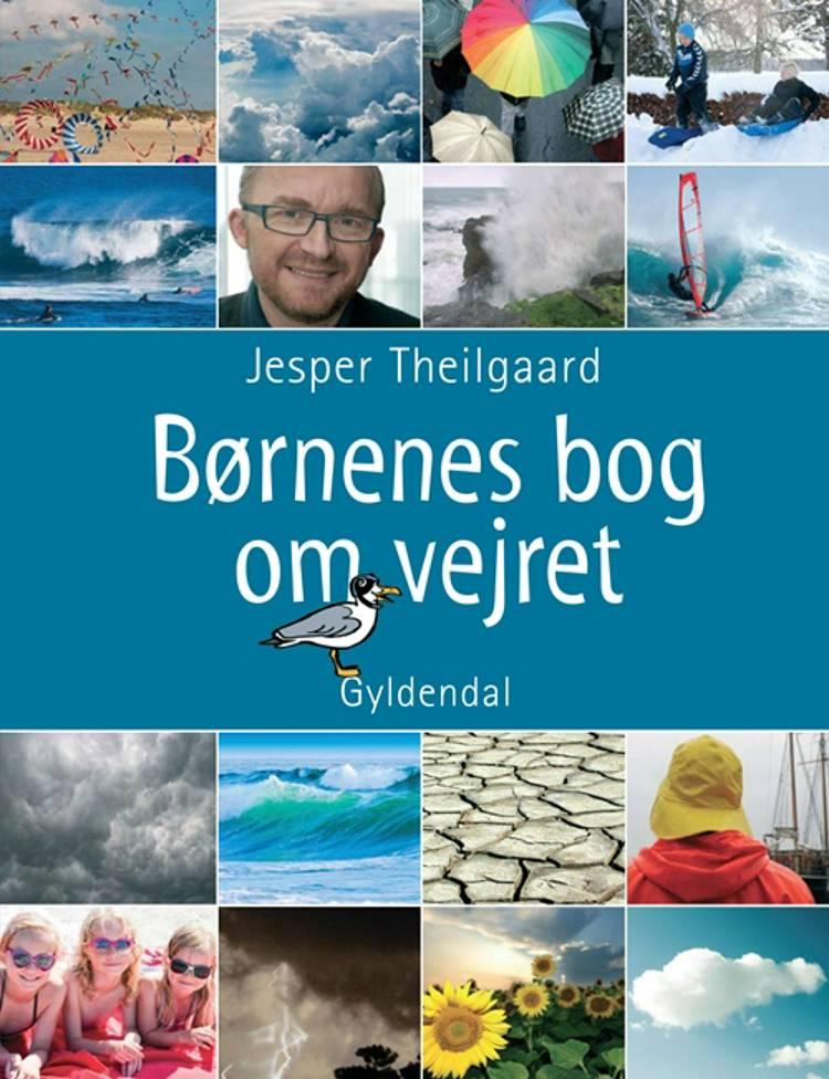 Børnenes bog om vejret af Jesper Theilgaard
