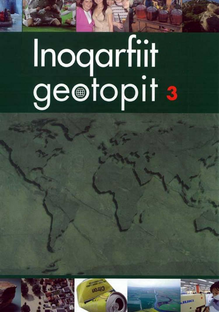 Inoqarfiit geotopit af Tom Døllner, Ole B. Clausen og Lennie Boesen m.fl.