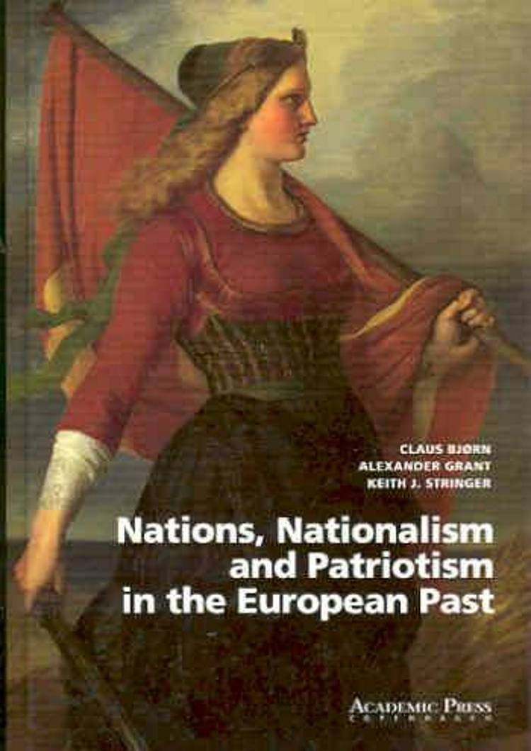 Nations, nationalism and patriotism in the European past