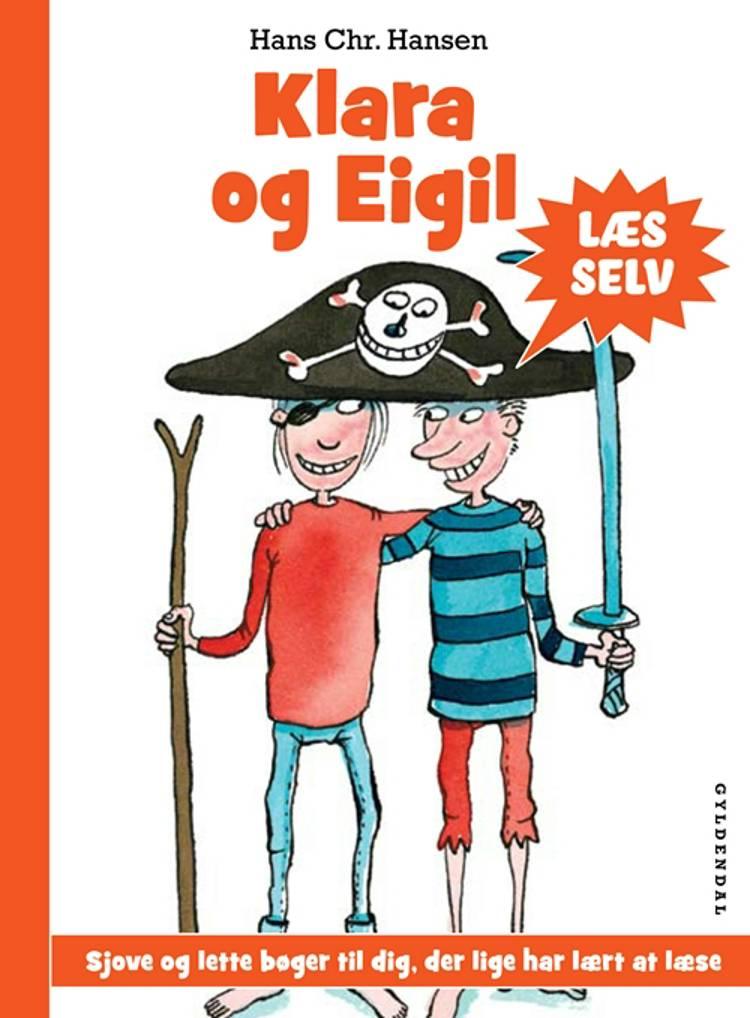 Klara og Eigil af Hans Chr. Hansen
