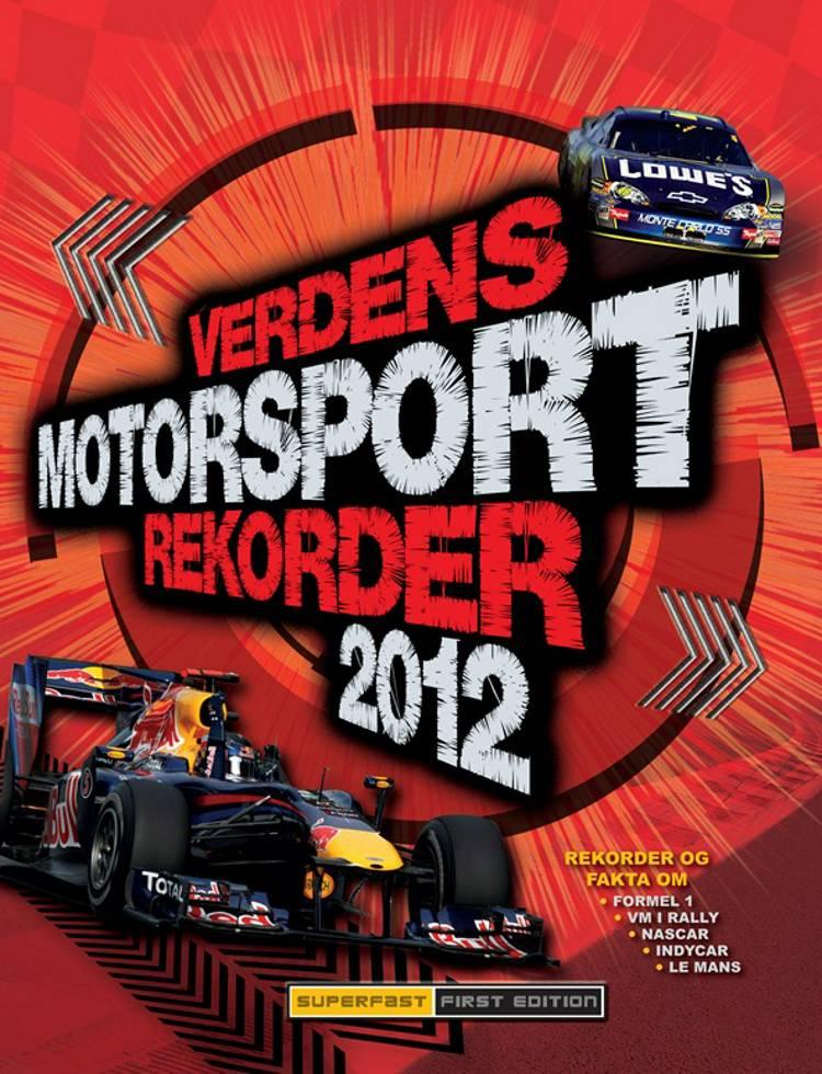 Verdens motorsport rekorder af Bruce Jones