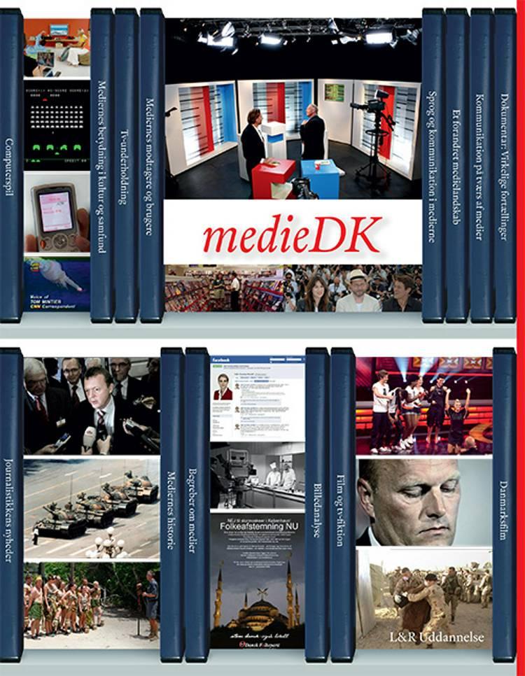 medieDK af Stig Hjarvard