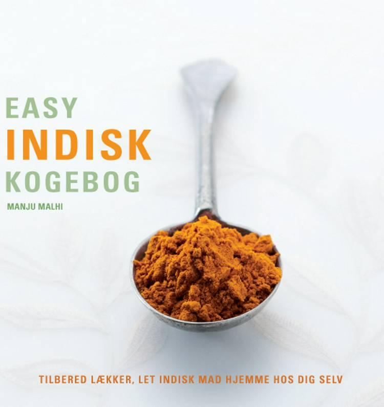 EASY indisk kogebog af Manju Malhi