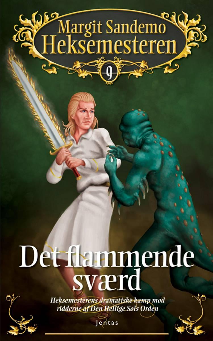 Det flammende sværd af Margit Sandemo