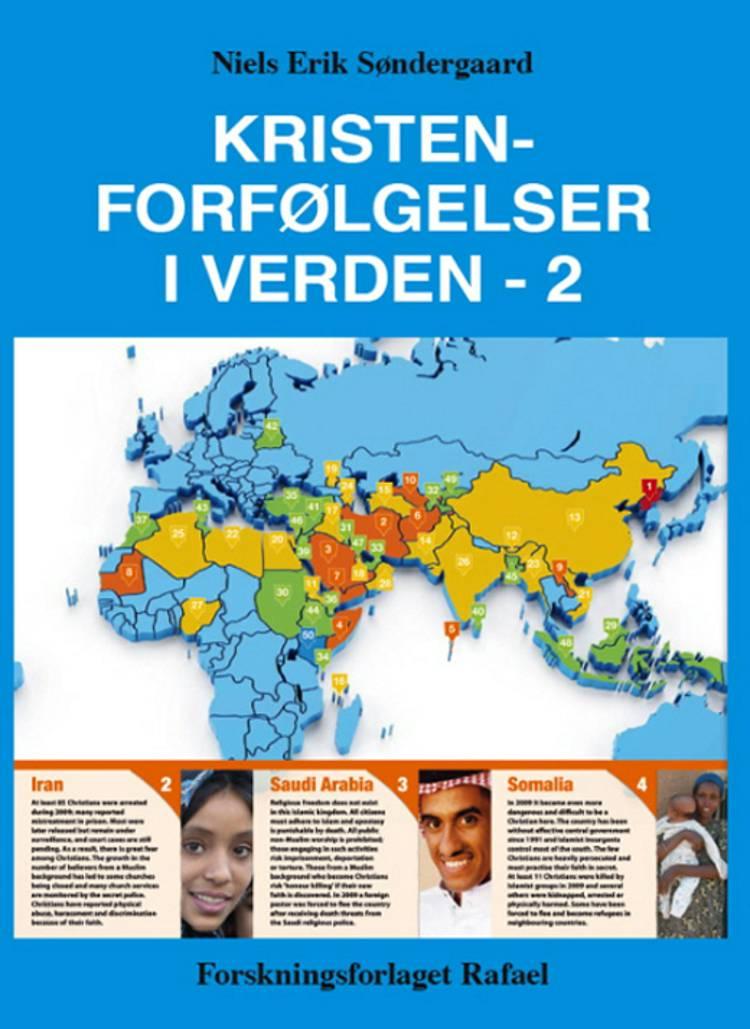 Kristen-forfølgelser i verden 2 af Niels Erik Søndergård