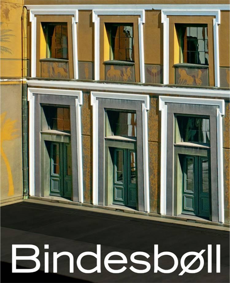 Gottlieb Bindesbøll af Peter Thule Kristensen