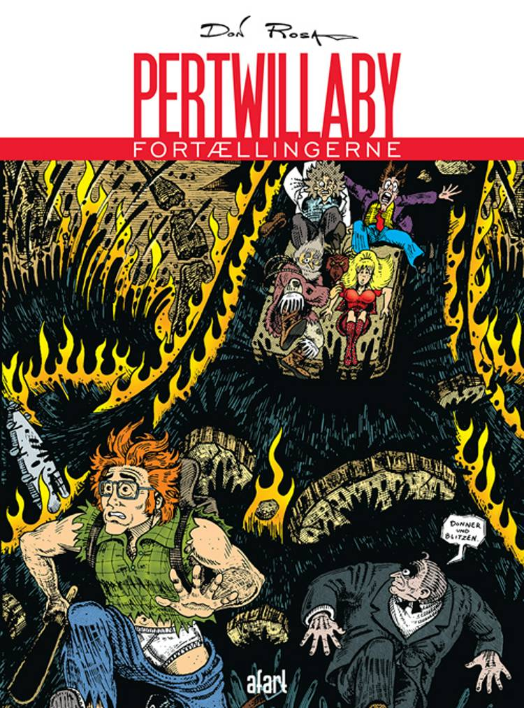 Pertwillaby-fortællingerne af Don Rosa