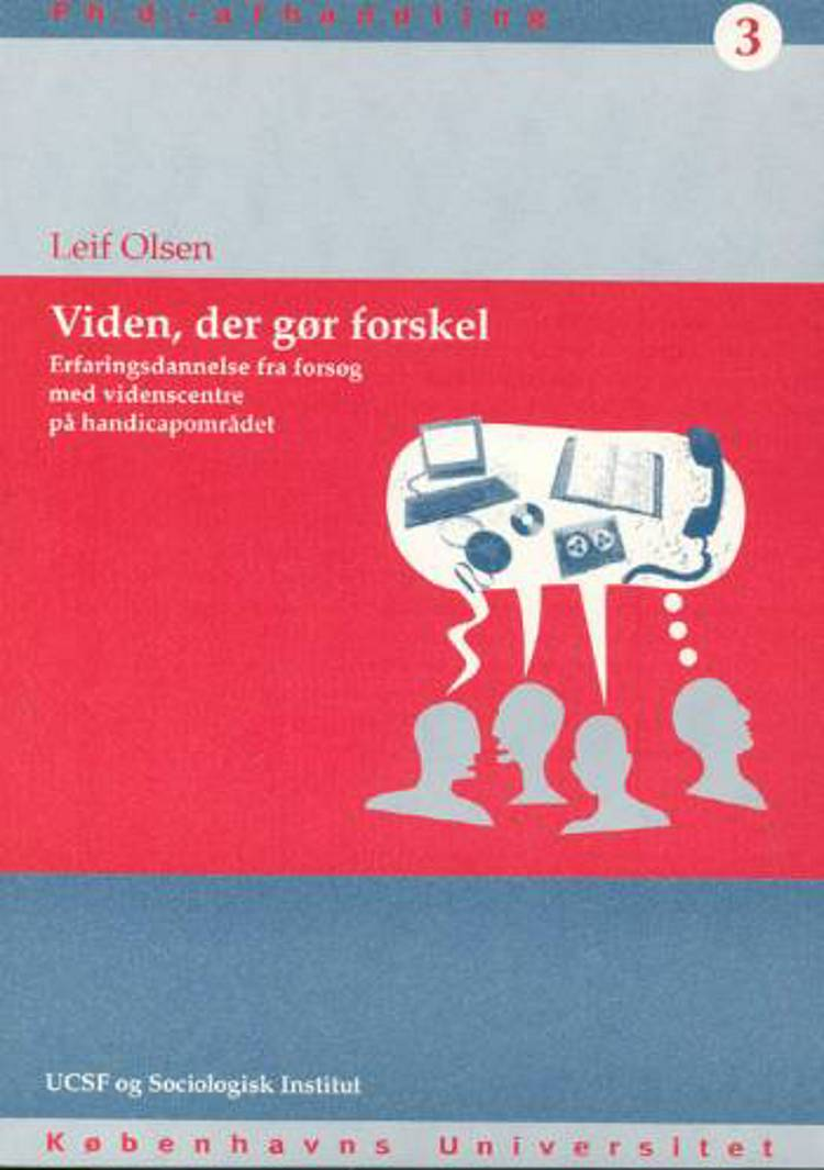 Viden, der gør forskel af Leif Olsen
