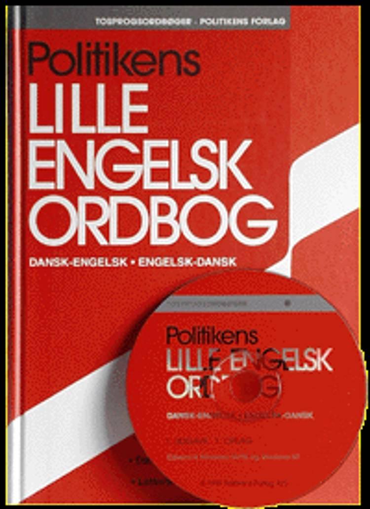 Politikens lille engelsk ordbog