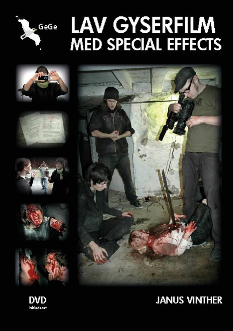 Lav gyserfilm med special effects af Janus Vinther