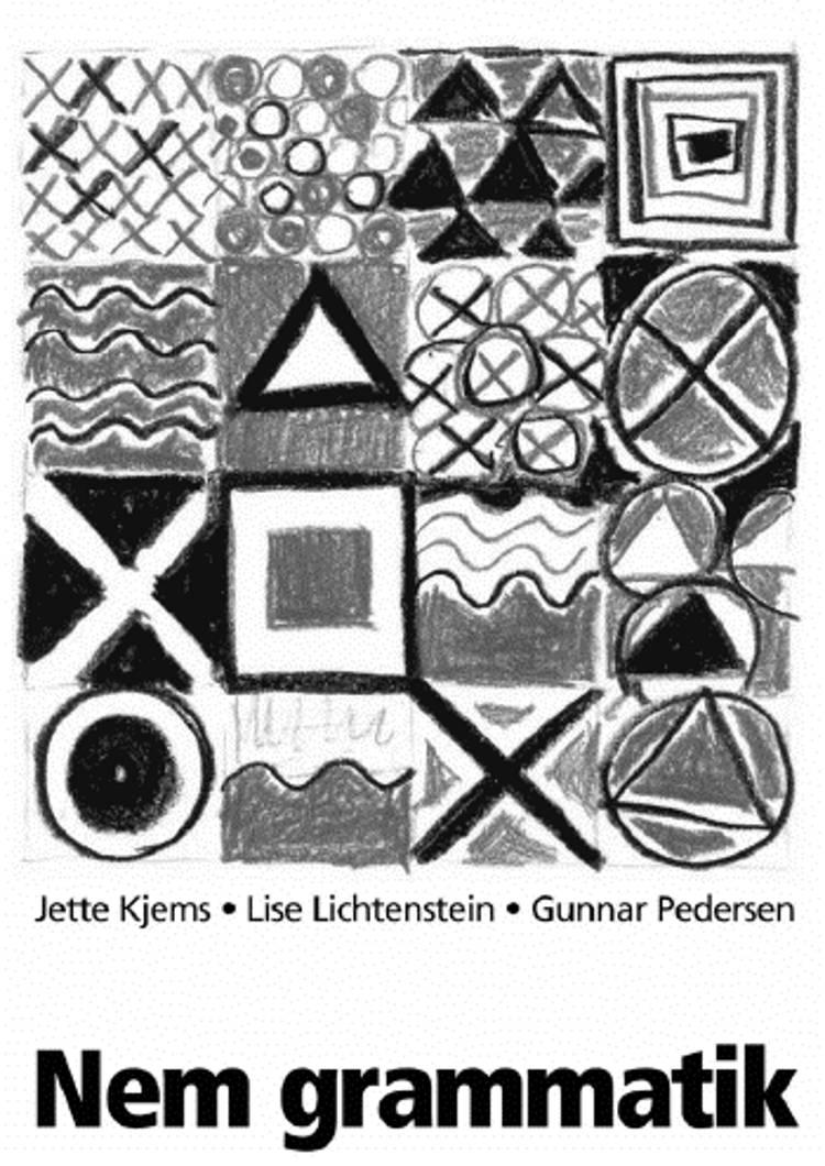 Nem grammatik af Gunnar Pedersen, Jette Kjems og Lise Lichtenstein