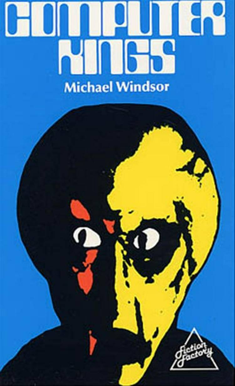 The computer kings af Michael Windsor
