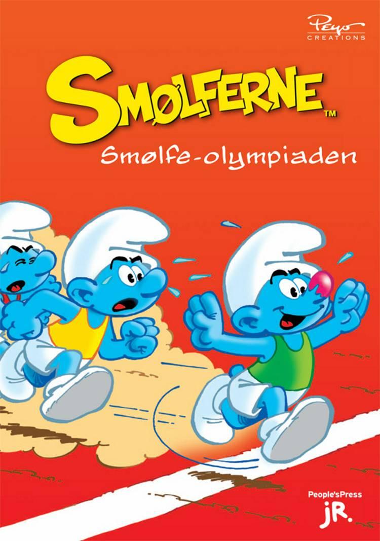 Smølfe-olympiaden af Peyo