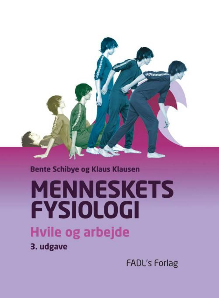 Menneskets fysiologi af Klaus Klausen og Bente Schibye