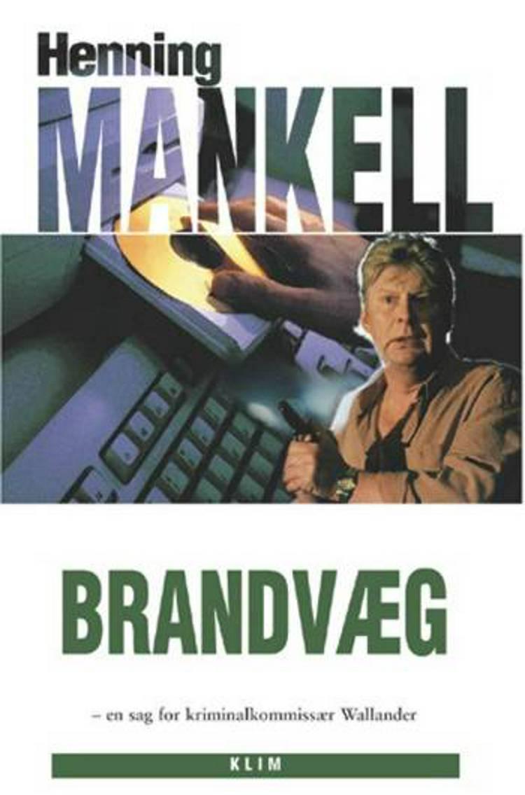 Brandvæg af Henning Mankell