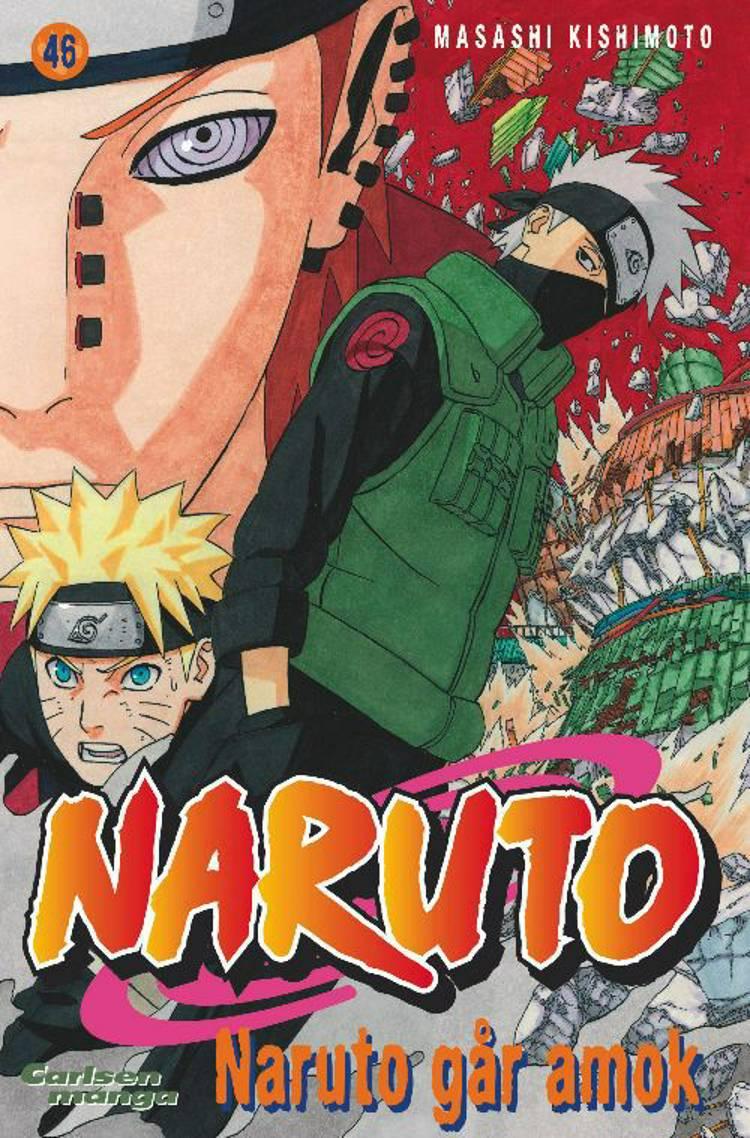Naruto går amok af Masashi Kishimoto