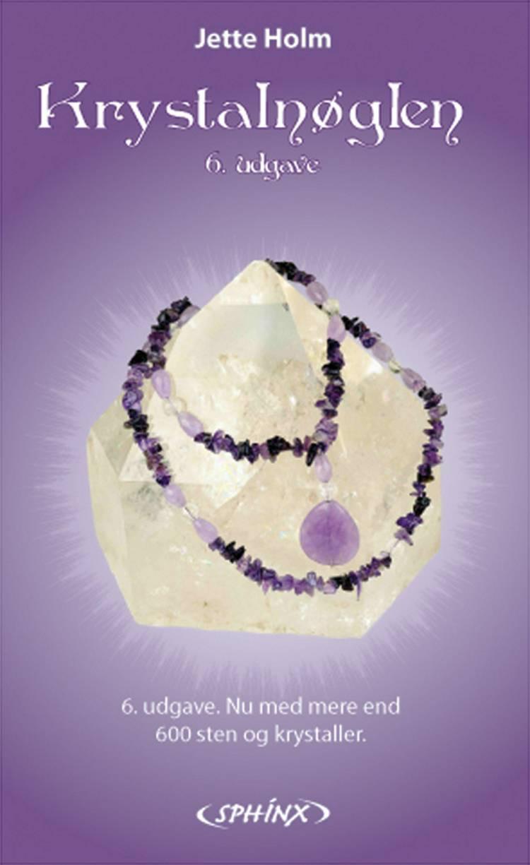 Krystalnøglen af Jette Holm