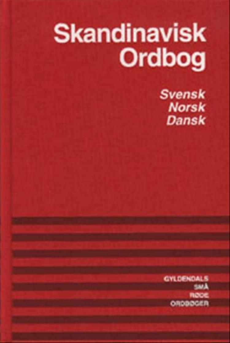 Skandinavisk ordbog af Birgitta Lindgren