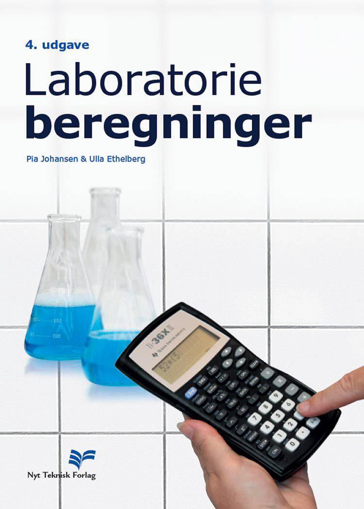 Laboratorieberegninger af Pia Johansen og Ulla Ethelberg