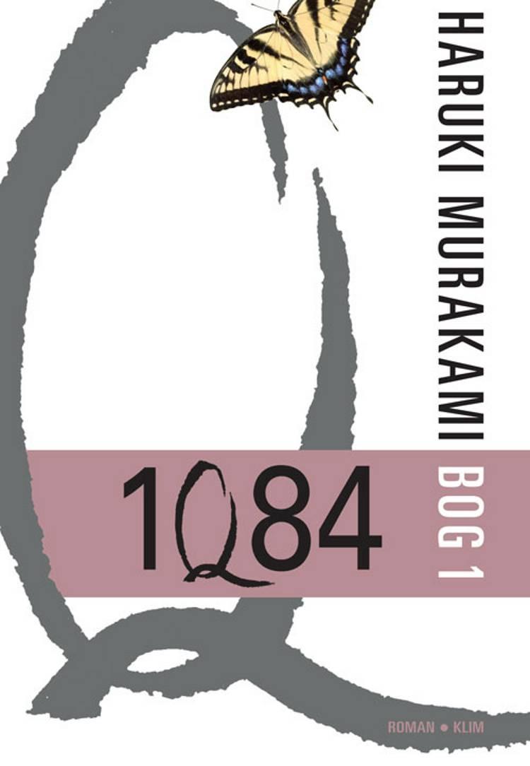 1Q84 Bog 1 af Haruki Murakami