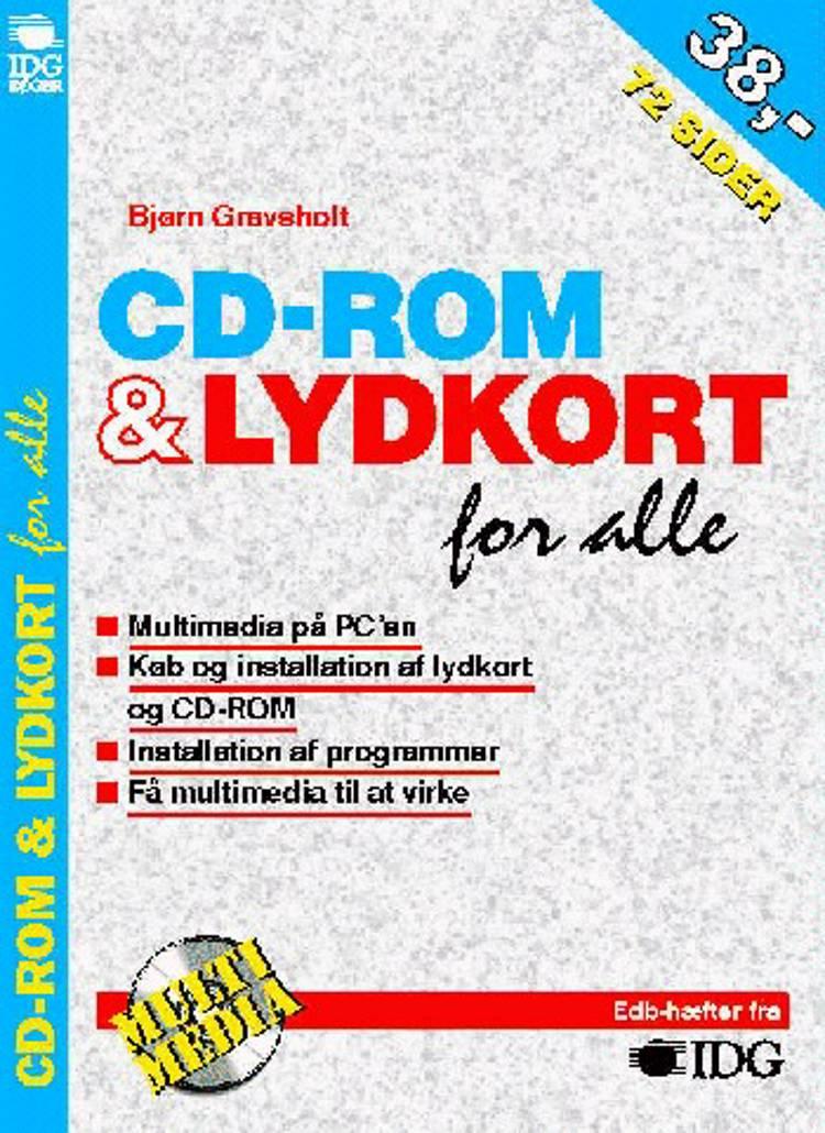 CD-ROM & lydkort for alle af Bjørn Gravsholt