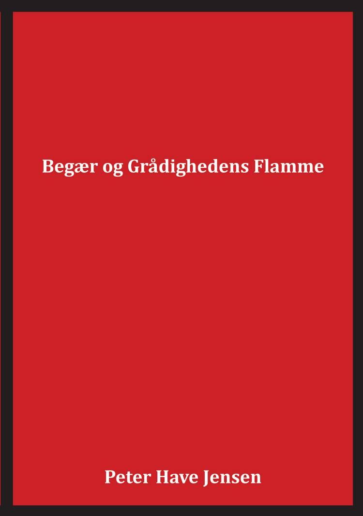 Begær og Grådighedens Flamme af Peter Have Jensen