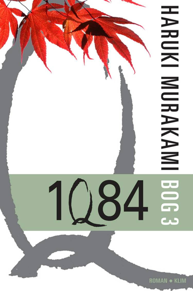 1Q84 Bog 3 af Haruki Murakami