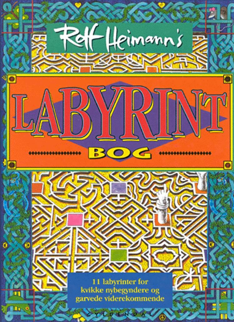 Rolf Heimann's labyrintbog af Rolf Heimann
