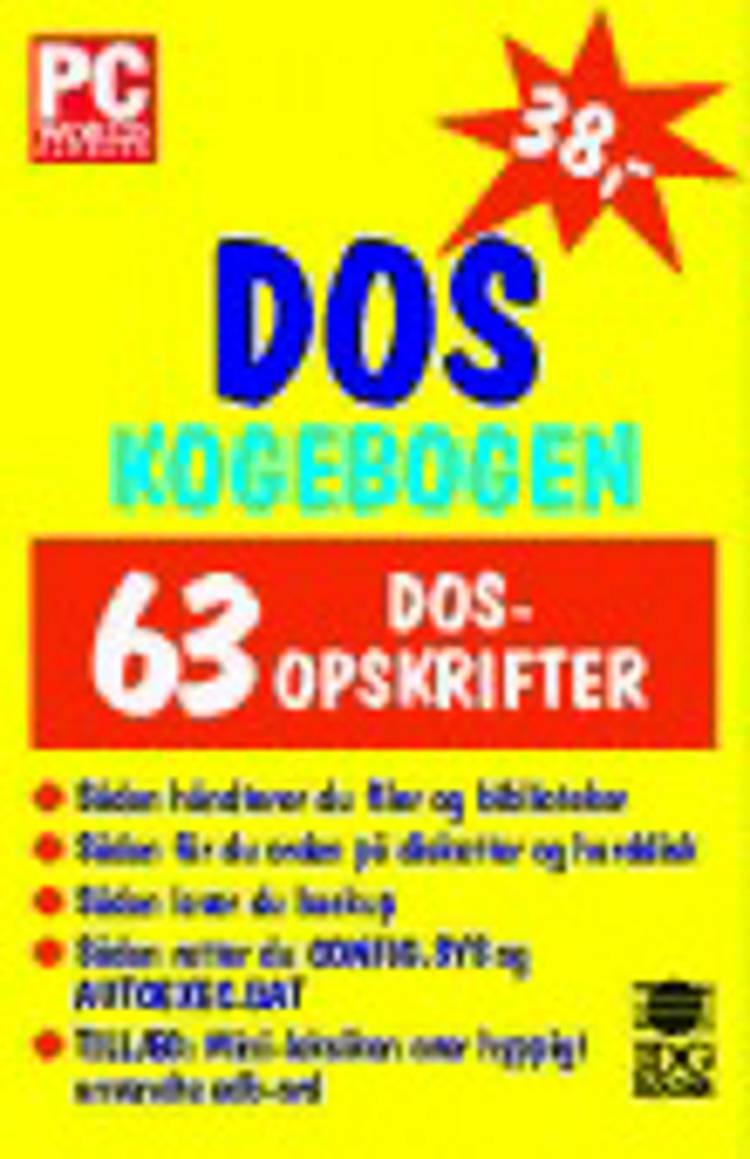DOS kogebogen af Lawrence J. Magid