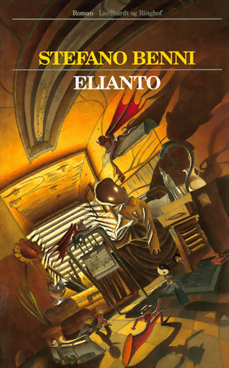 Elianto af Stefano Benni