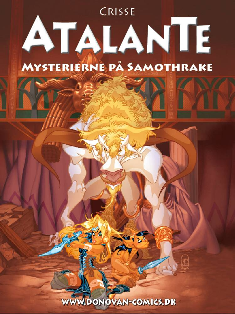 Mysterierne på Samothrake af Crisse